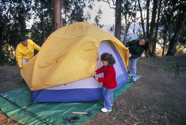 family, Hispanic, tent, camping, dome, Contra Costa County, California, exercise, companionship, 0_ NEW IMAGES _0