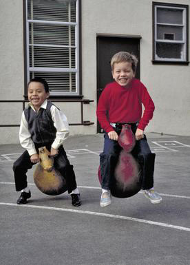 kindergarteners, play, ball, exercise, California, playing, 0_ NEW IMAGES _0