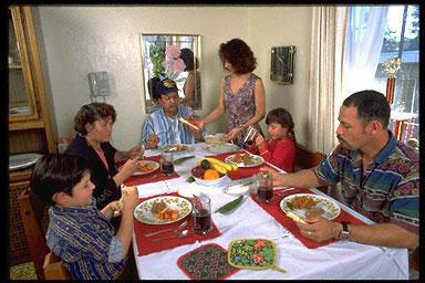 Family Three Or More Hispanic