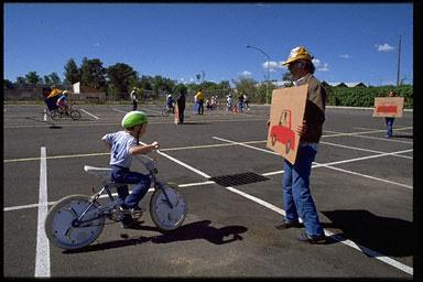 USA, exercise, bike helmet, bike, bicycle safety, bicycle rodeo, bicycle, safety gear, sport, fun