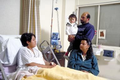 hospital, illness, family, disease, child, Berkeley, California