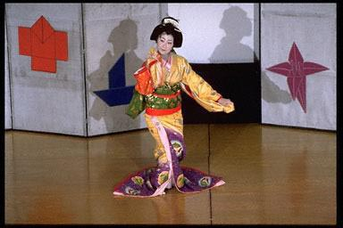 California, classical dance, Japanese American, Japantown, kimono, traditional costume, traditional dance, traditional dress, woman