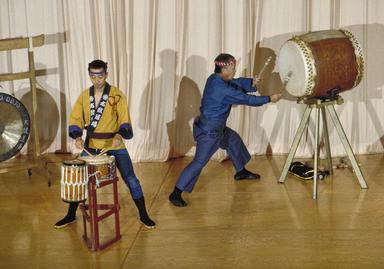 taiko, drums, Japanese American, japanese american, music, San Francisco, California
